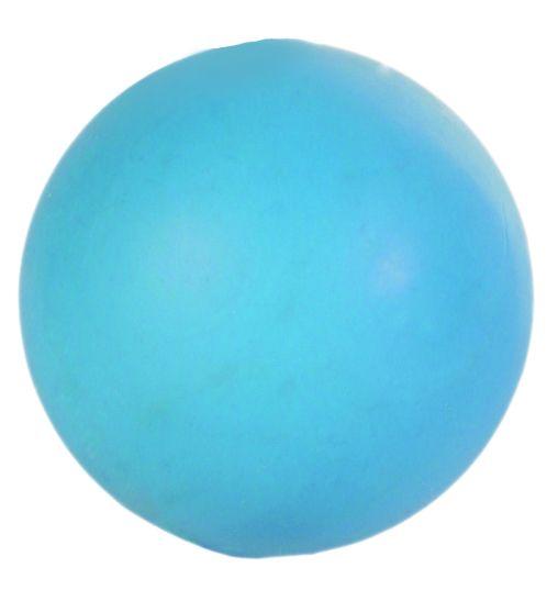 Ball, Naturgummi, einfarbig, ø 5 cm
