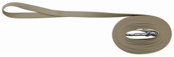Easy Life Schleppleine, 15 m/17 mm, taupe