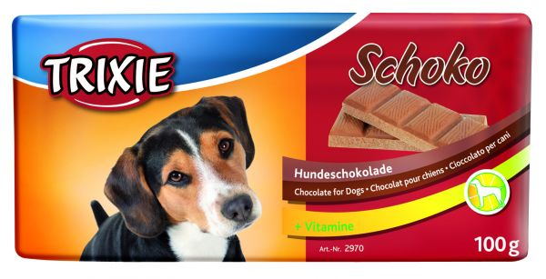 Esquisita Hundeschokolade, 100 g