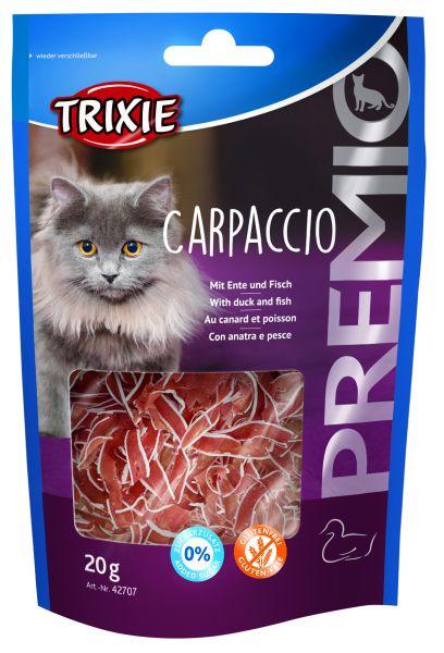 PREMIO Carpaccio, Ente und Fisch, 50 g