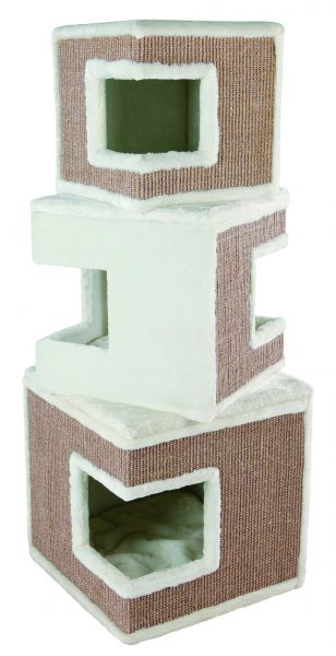 Cat Tower Lilo 123 cm, weiß
