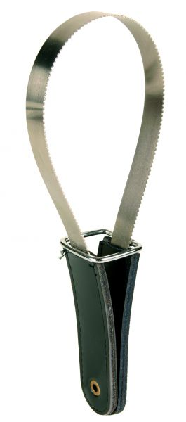 Haar-Ex Metallstriegel, 25×8 cm