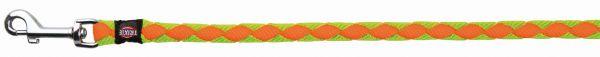 Cavo Leine, L-XL: 1,00 m/ø 18 mm, neon-orange/neon-grün