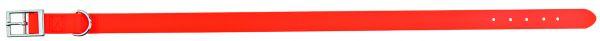Easy Life Halsband XL: 59-67 cm/25 mm, neonorange