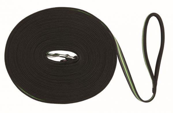Fusion Schleppleine, 3 m/17 mm, schwarz/grün