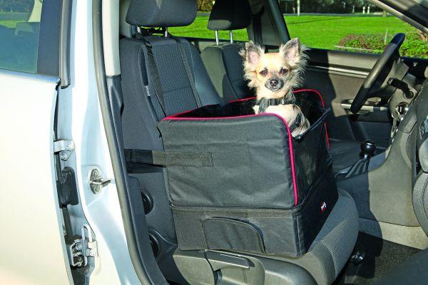 Autositz für kleine Hunde, 45×39×38,5 cm
