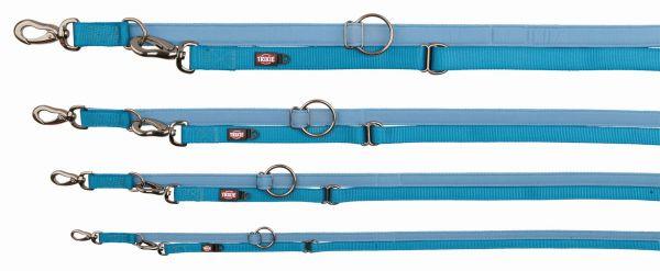 Experience Verlängerungsleine, L-XL: 2,00 m/25 mm, blau