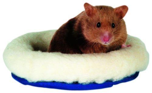 Hamsterkuschelbett, 16×13 cm