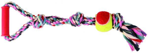 Greifer mit Tennisball, 50 cm/ø 6 cm