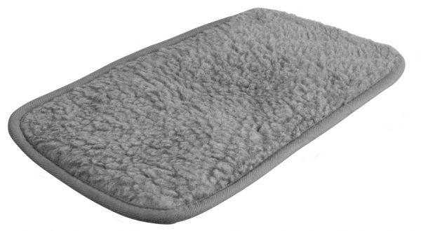 Anti-Rutsch Thermoeinlage grau, 29×51 cm
