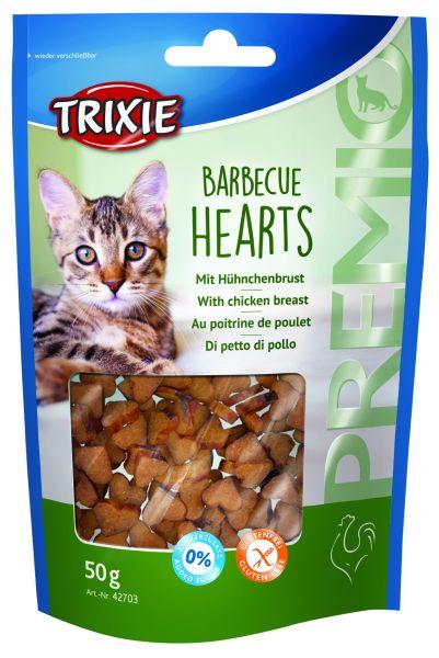 PREMIO Barbecue Hearts, 50 g