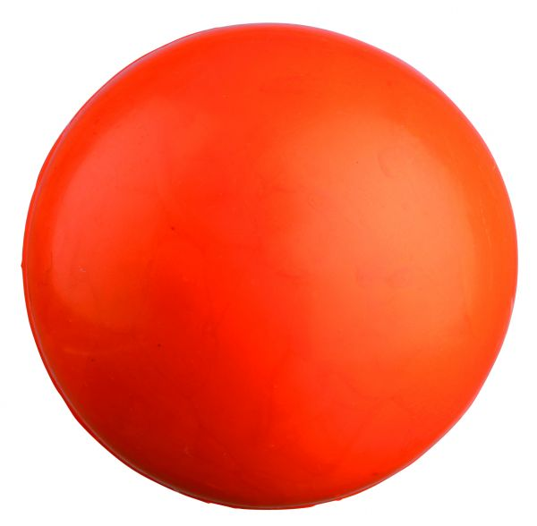 Ball, Naturgummi, schwimmend, ø 7 cm