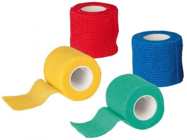 Bandagen, selbsthaftend 5 cm/4,5 m, 4 St.