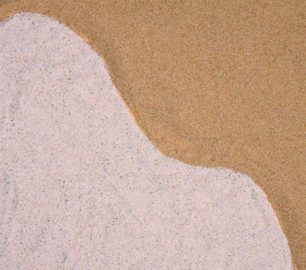 Basissand für Wüstenterrarien, 5 kg, gelb