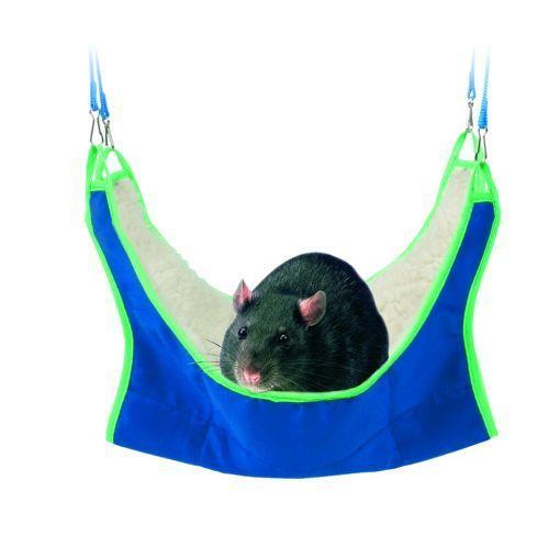 Hängematte für Ratten und Frettchen, 30 × 30 cm