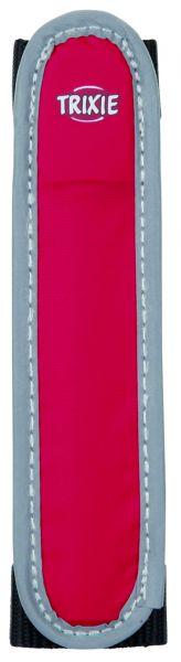 Flash Sicherheitsband 16 cm, rot/schwarz