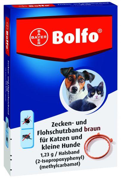 BOLFO Flohschutzband für Katzen, 35 cm