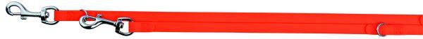 Easy Life Verlängerungsleine, S-XL: 2,00 m/17 mm, neonorange