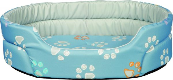 Bett Jimmy 55 × 45 cm, hellblau