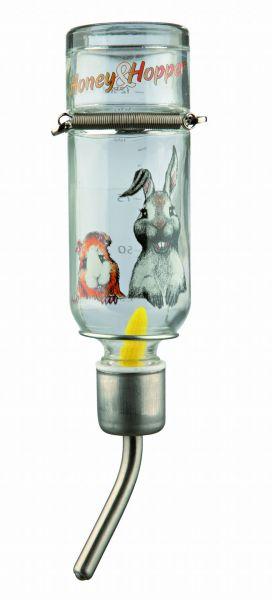 Honey & Hopper Kleintiertränke, Glas, 125 ml