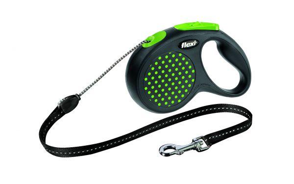flexi DESIGN, Seil M: 5 m, grün